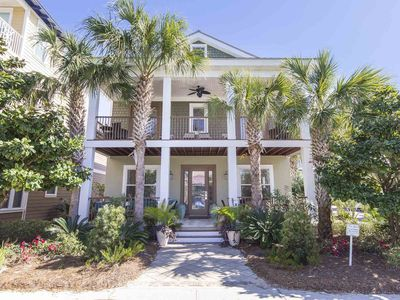 Photo for Beautiful Home in Seacrest Beach ~ Only 2 Blocks to the Beach! ~ Community Pool