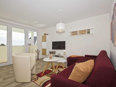 Photo for FeWo F63: 81m², 3-room, 4 pers., Terrace, sea view - sea view residences (deluxe)