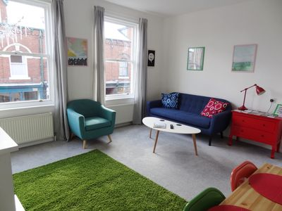 Photo for ★VERY CENTRAL ★ MODERN APARTMENT ★ WALK EVERYWHERE ★ NEAR YORK MINSTER ★