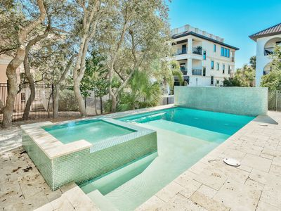 Photo for Private Pool and Sitting Spa! Professionally Decorated! Outdoor TVs!