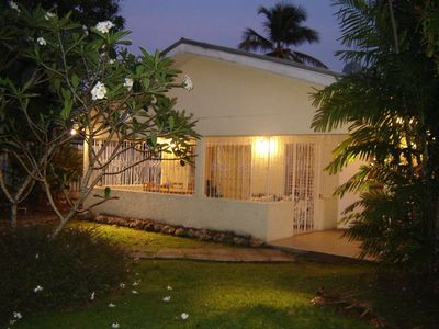 Photo for Mango House - 2 bedroom.   Walking distance to beach!