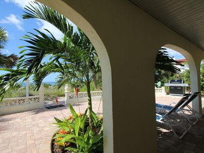 Photo for Beachfront - Just Steps From The Ocean