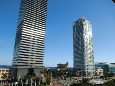 Photo for High-Tech Luxury BEACHFRONT Apartment with sea view!