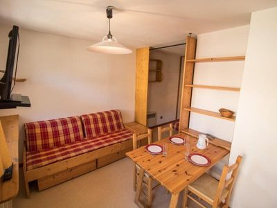 Photo for Apartment Lanslebourg-Mont-Cenis, studio flat, 3 persons