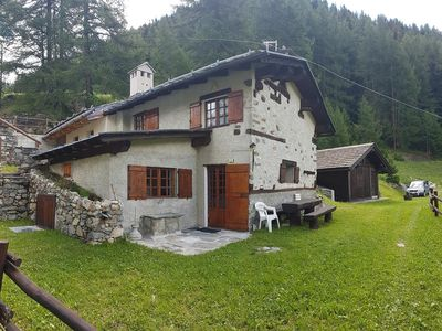 Photo for The Chalet Chalet Courmayeur