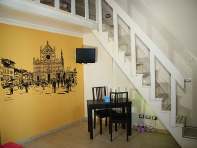 Photo for Santa Croce - nice and comfortable apartment perfect for 2/3 guests