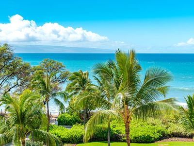 Photo for K B M Hawaii: Ocean Views, Luxury Suite 3 Bedroom, FREE car! Jun & Jul Specials From only $479!