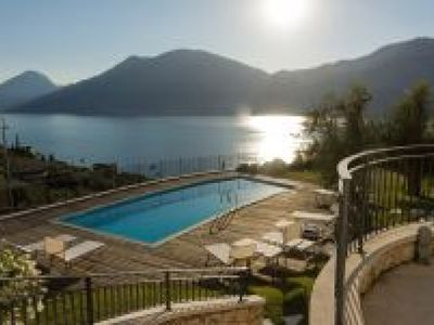 Photo for 1BR Apartment Vacation Rental in Brenzone sul Garda