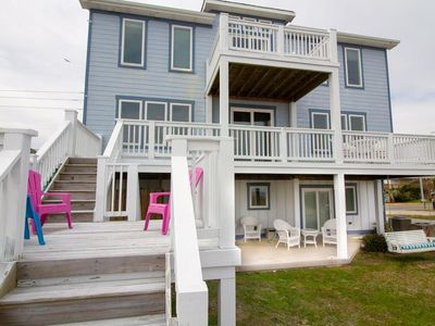Photo for 6BR House Vacation Rental in Kure Beach, North Carolina