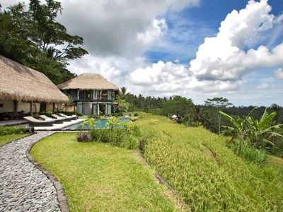 Photo for Compound 4 Bedroom Villas in Ubud;
