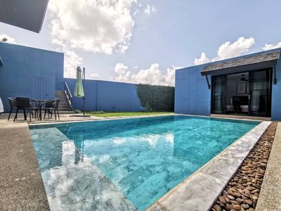 Photo for Wings Villa Phuket 3 bedrooms