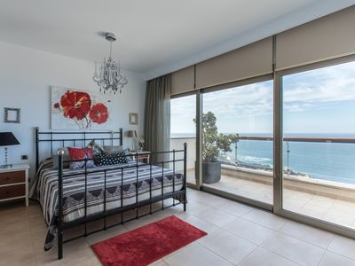 Photo for 'Vertical Villa': luxury, sea views & private SPA