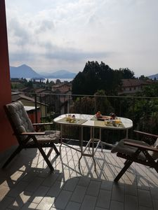 Photo for At my house on Lake Maggiore - LAST MINUTE from 20/7 to 2/8 - 20%