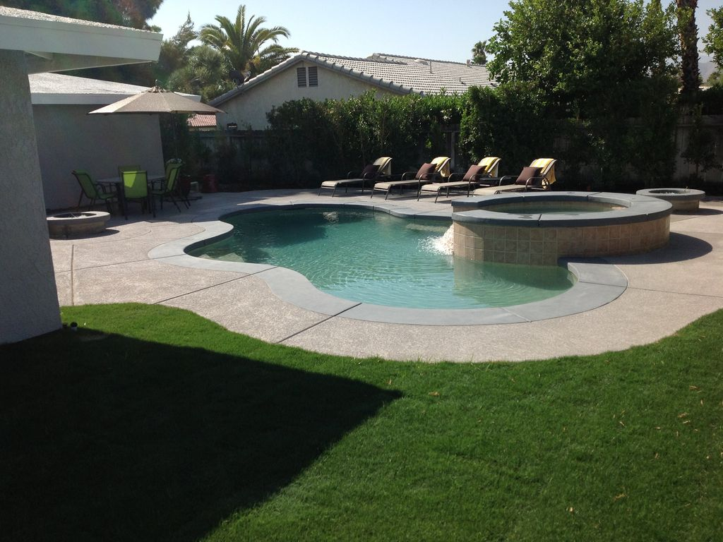 beautiful private pool and spa house in pal vrbo