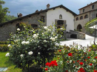 Photo for Holiday apartment Barberino di Mugello for 2 - 3 persons with 1 bedroom - Historical building