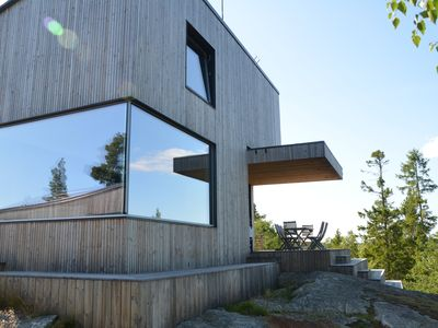 Photo for Exclusive architectural house in archipelago