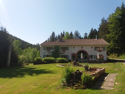 Photo for Holiday home 14 people in the countryside, close to all amenities