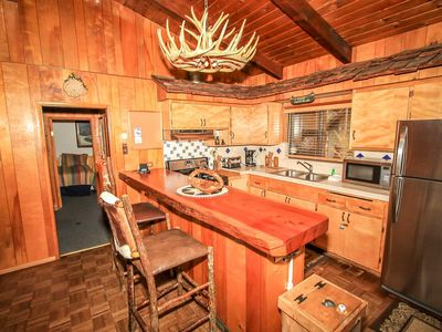 Photo for House 448 m from the center of Big Bear Lake with Parking, Balcony (983702)