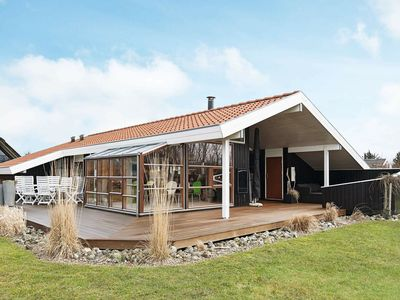 Photo for Modern holiday Home in Juelsminde near the Sea