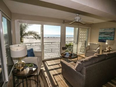 Photo for Gorgeous Beachfront Condo at Privateer