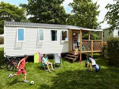 Photo for Camping Le Village Parisien **** - Mobile Home Evasion 4 Rooms 6 People