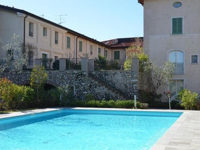 Photo for Holiday apartment Polpenazze del Garda for 2 - 6 persons with 2 bedrooms - Historical building