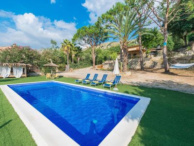 Photo for Idyllic location near the beach – Villa la Roca de San Simo