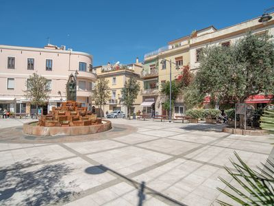 Photo for Central Apartment in Olbia with Air Conditioning and Balcony
