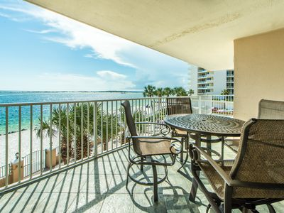 Photo for Waterview Towers 202-2BR☀Aug 27 to 30 $872 total!☀Gulf Views! Boat Slip! FunPass