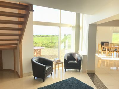 Photo for Modern luxurious spacious coastal cottage near Cliffs of Moher.