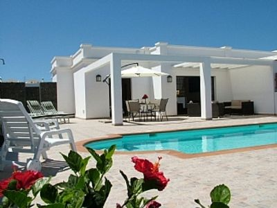 Photo for Lovely Villa with a Private Electrically Heated Pool fibre optic internet