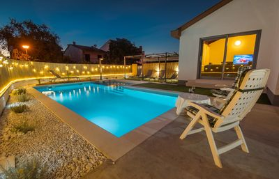 Photo for Holiday home with heated and kids pool
