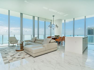 Photo for 3 Bedroom Oceanfront Penthouse At Hyde Resort in Hollywood Beach