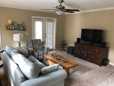 Dunedin Condo, Close to town, Freshly furnished, 2BR  2Baths on ground floor