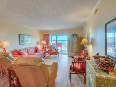 Photo for Inlet Cove C4 Beautiful 3 Bedroom Luxury Condo With Fantastic Inlet Views