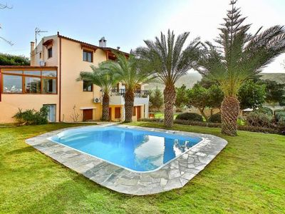 Photo for holiday home, Karteros  in Kreta - 10 persons, 5 bedrooms