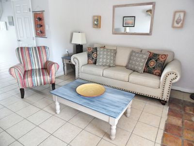 Photo for Redfish! Low Spring Rates! 2 BR, 2.5 Bath, Dog Ok, Walk to Beach