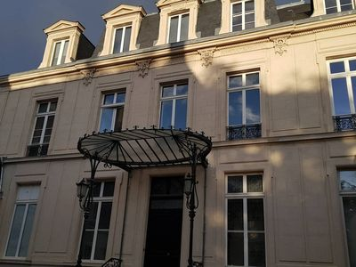Photo for Apartment located in a mansion in the heart of Reims