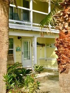 Photo for Beautiful Remodeled Vacation Beach Home Steps From The Beach, Sea Glass Cottage