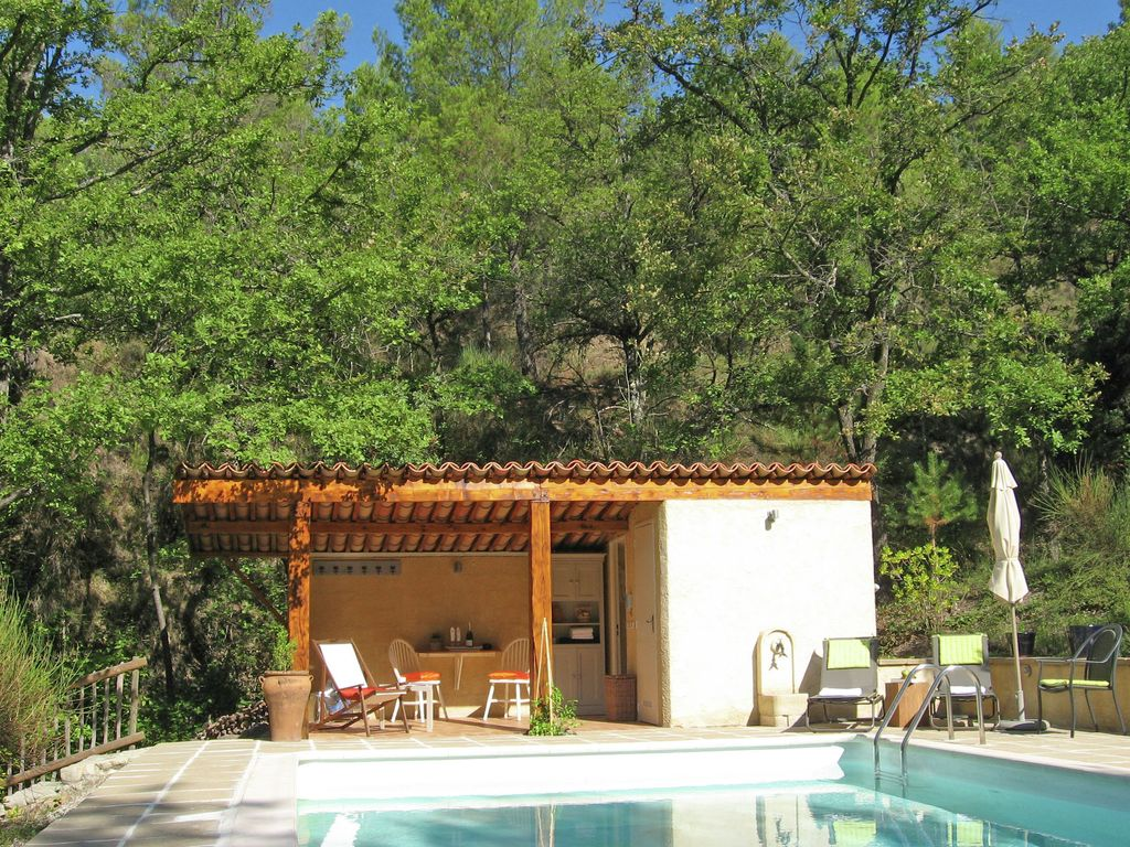 Amazing Property Image#6 Superb Private Domain With 2 Separate Accommodations And  Heated Pool