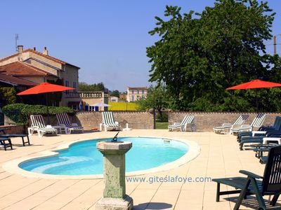 Photo for Five Stunning Gites in a  small hamlet in a Beautiful Tranquil Setting
