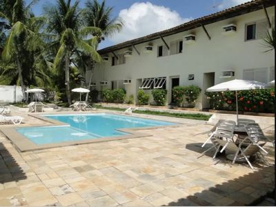 Photo for Praia do Francês, Flat (Nr 106) 150m from the best beach in Alagoas