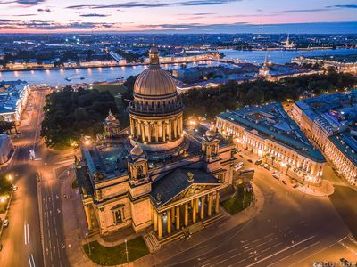 Photo for The apartment is located in the centre of Saint Petersburg.