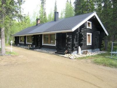 Photo for Vacation home Harpan maja/mesimarja in Äkäslompolo - 4 persons, 1 bedrooms