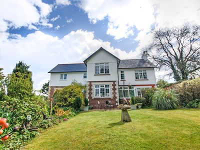 Photo for Delightful house, situated in pretty countryside, near Lyme Regis.