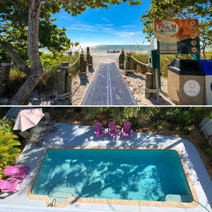 Photo for Right Next to Beach – Tiki Bar – Pool – Fort Myers Beach