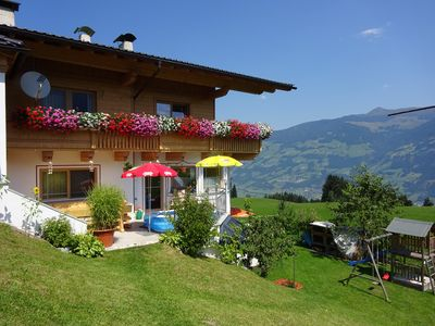 Photo for Holiday apartment with mountain view