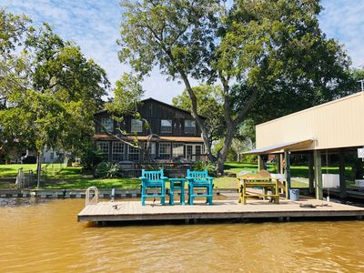 Photo for NEW LISTING** Heron Haven on Caney Creek is the newest vacation destination !!!