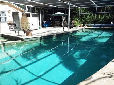 Photo for VILLAGE OF LONGBOAT KEY 2 BEDROOM PRIVATE POOL HOUSE