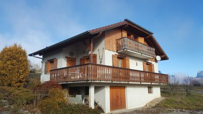 Photo for House 140m2, 4 bedrooms, near ski resorts